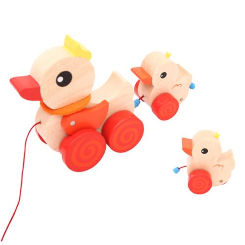 儿童小鸭编织图案