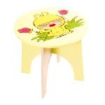 动物圆形椅-青蛙