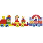 马戏团 小火车